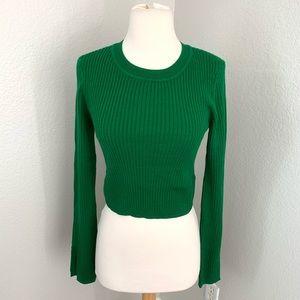 Lovers+Friends Crop Sweater